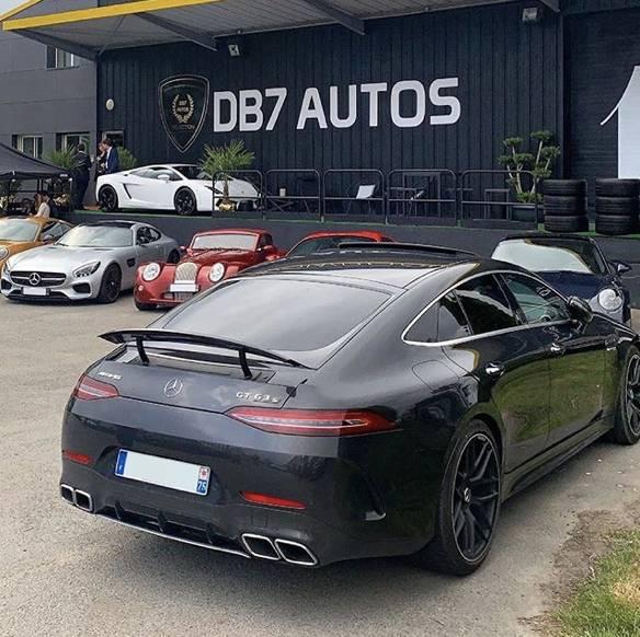 DB7 Autos