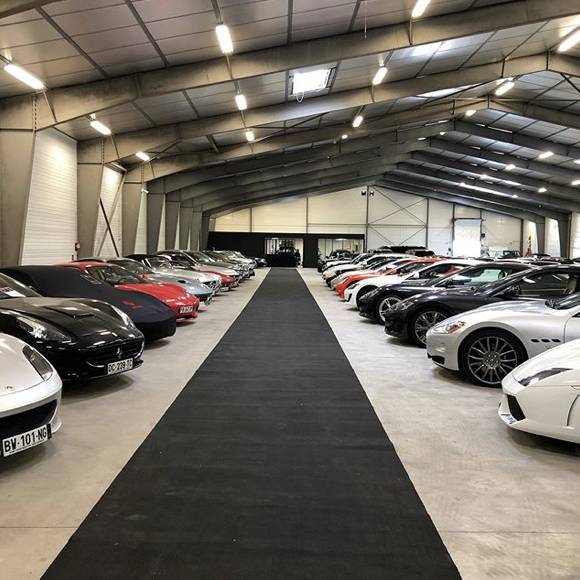 Showroom DB7 Autos