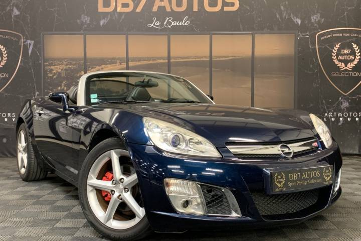 Opel GT Roadster 2.0 265 Turbo