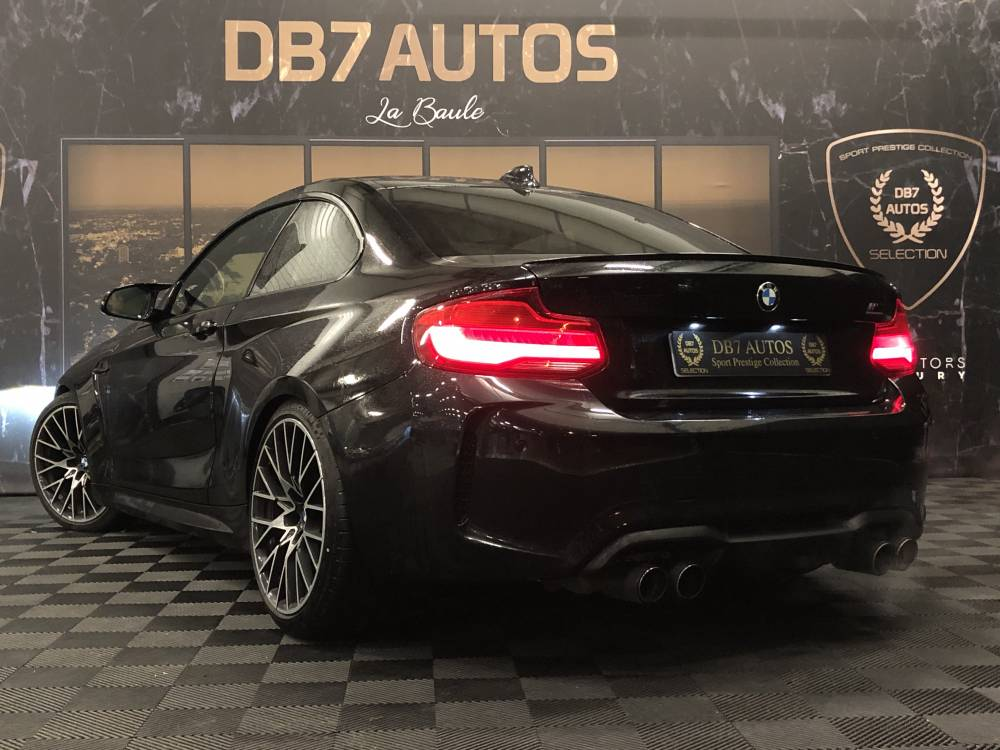 BMW M2 PACK COMPETITION REPROG 510 CH