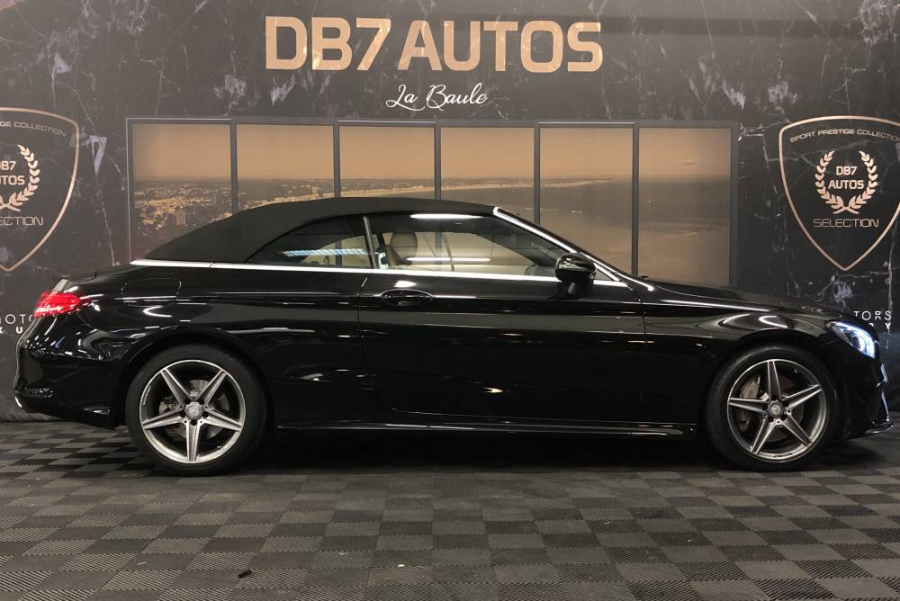 MERCEDES  C300 CABRIOLET EXECUTIVE 9G-TRONIC