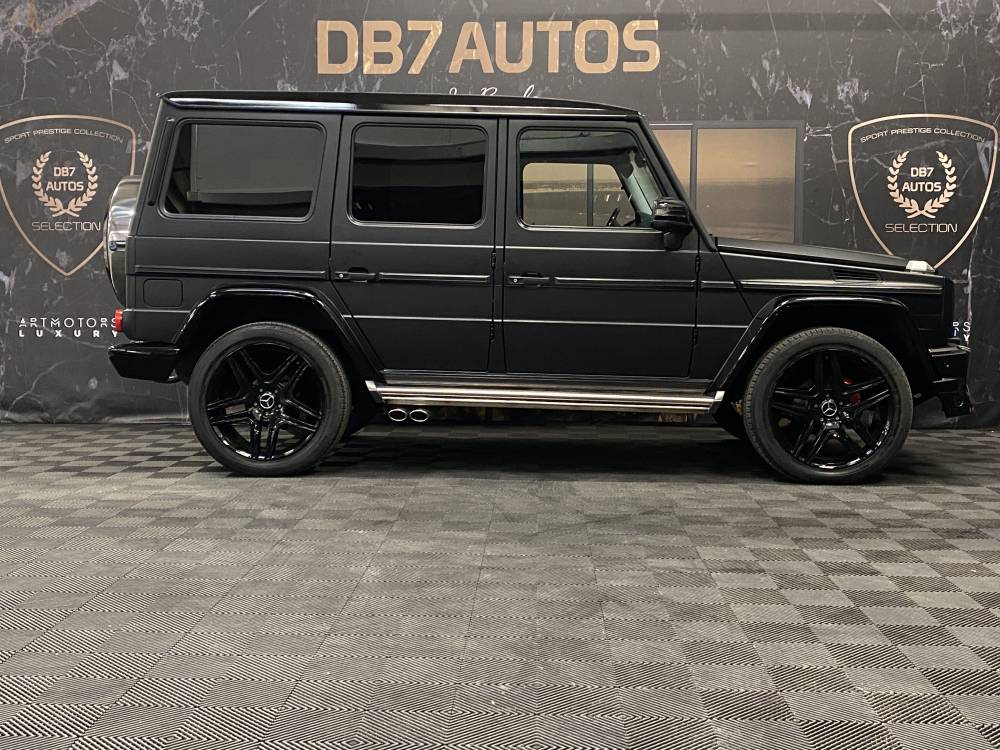 Mercedes Benz Classe G 350 AMG CDI FULL BLACK