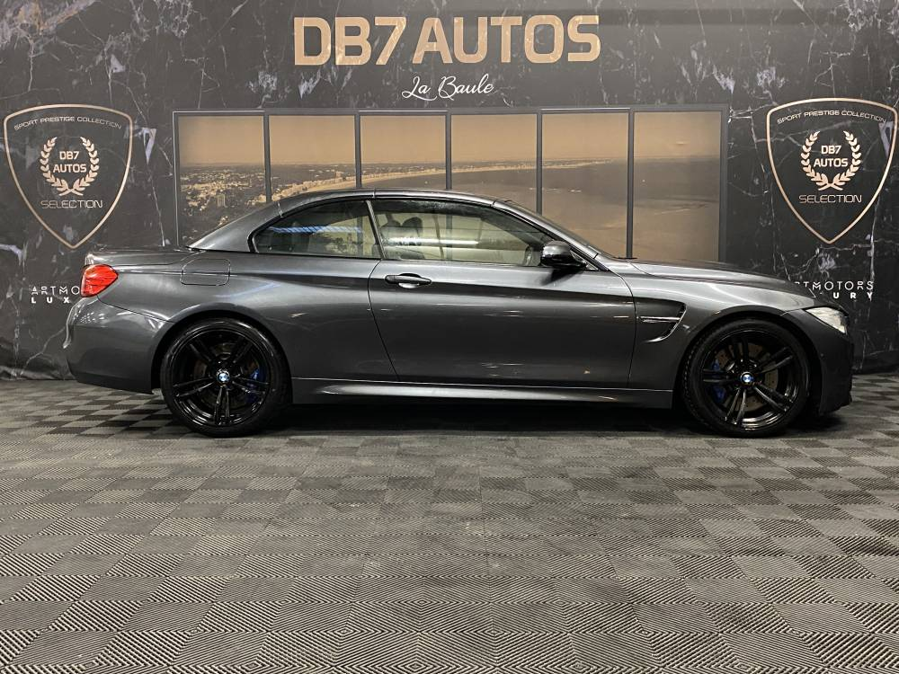 BMW SERIE 4 M4 F83 Cabriolet 431 ch DKG7