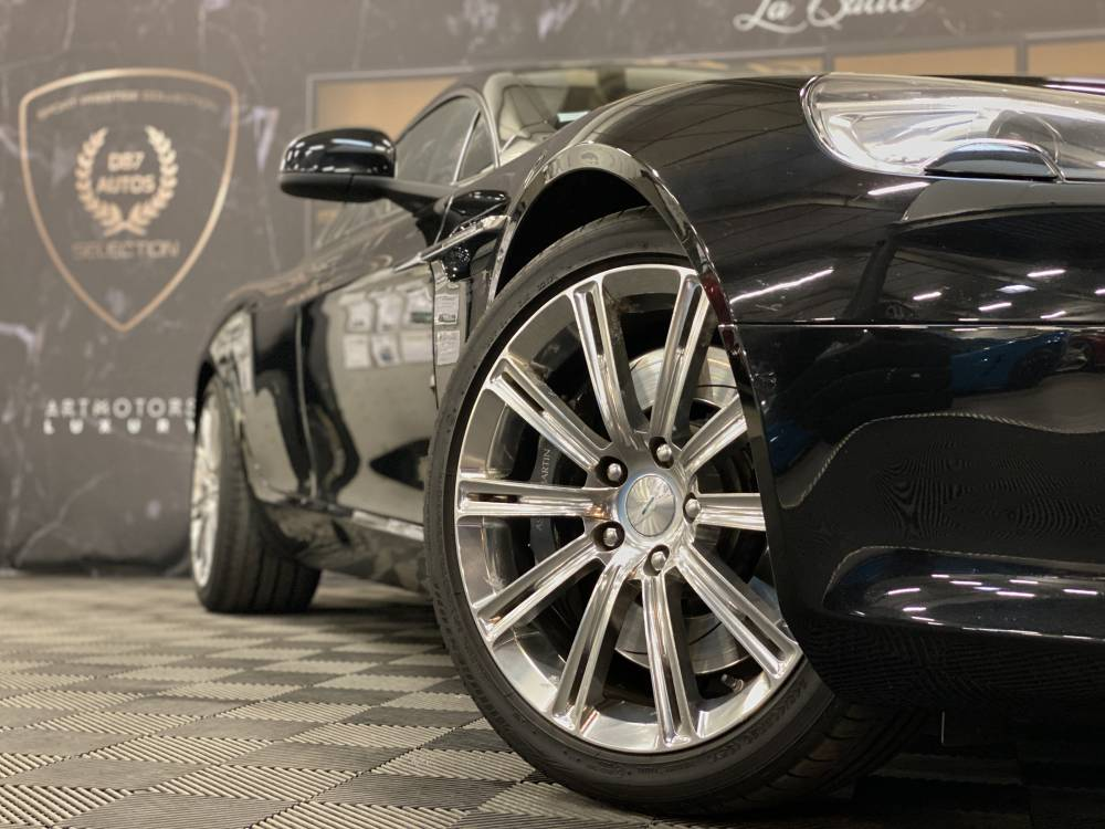 Aston Martin Rapide 6.0 V12 Touchtronic 477 ch