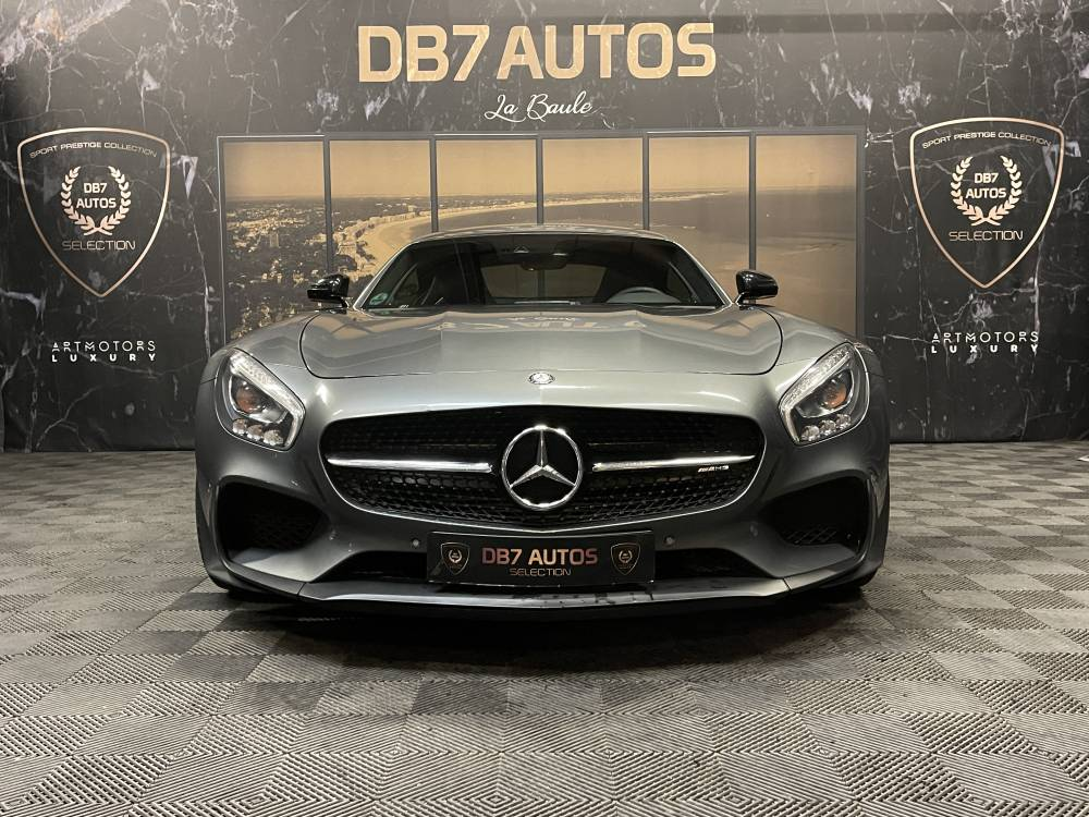 Mercedes Benz AMG GTS Edition 1 V8 4.0 Biturbo 510 ch